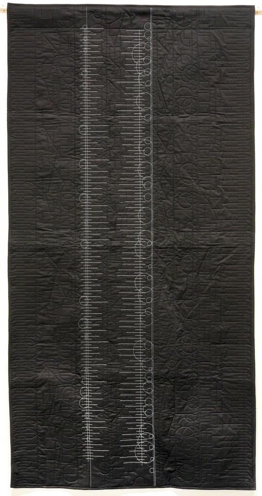 Generative Textile Drawing (lb1)