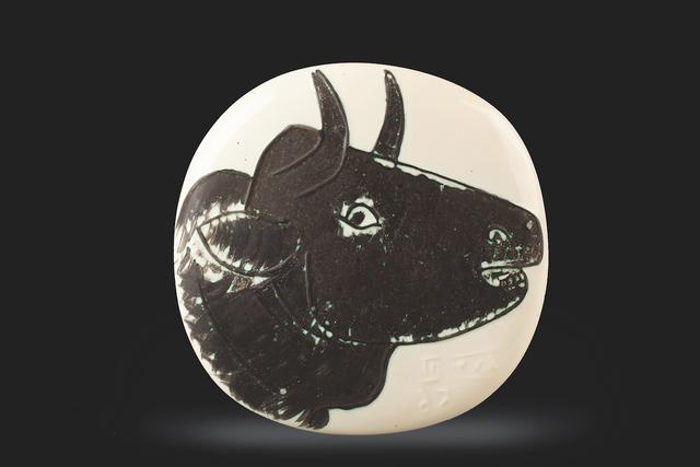 , 'Profil de taureau,' , BAILLY GALLERY