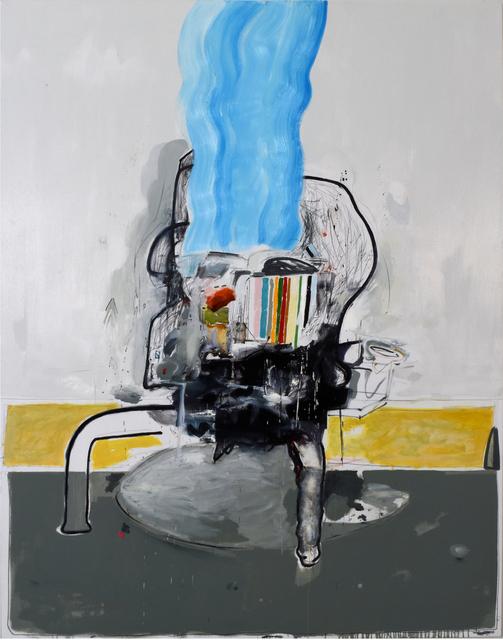 , 'Auto portrait,' 2017, GNYP Gallery