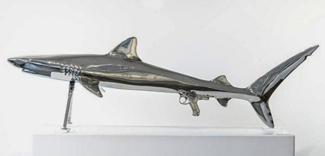 , 'Tigershark,' 2015, Joseph Gross Gallery