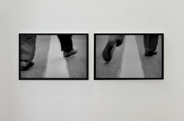 , 'Crossing the Line,' 2015, Lawrie Shabibi