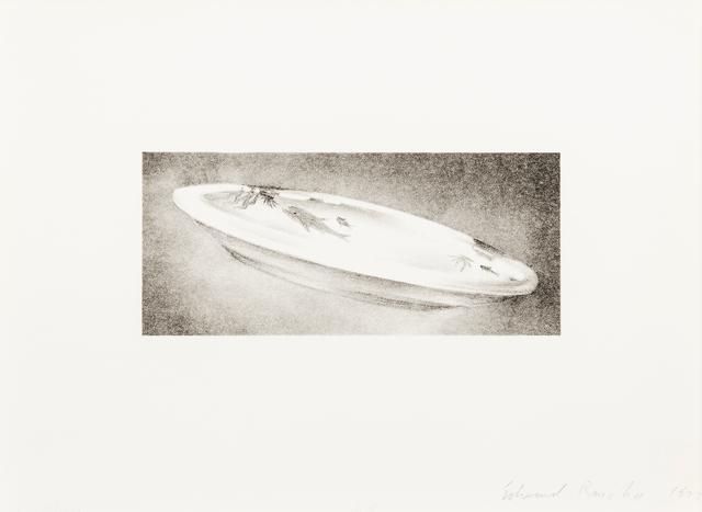 Ed Ruscha, 'Dish (Engberg 67)', 1973, Forum Auctions