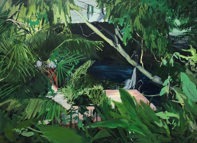 , 'Grand Cenote,' 2017, Ro2 Art