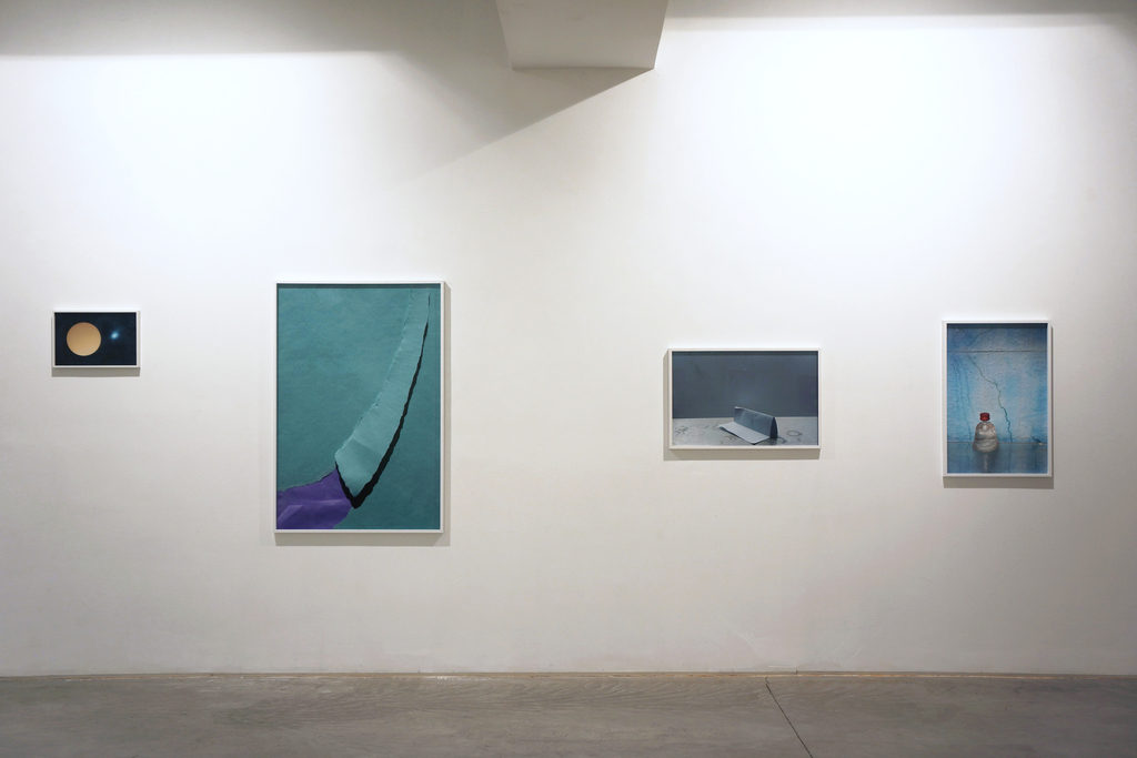 Jessica Backhaus A TRILOGY and six degrees of freedom (solo show at Carlos Carvalho gallery) 01/27 - 03/17 2018