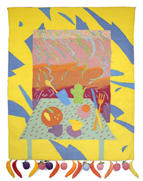 , 'Breakfast in Merida (Homage to Carmen Meranda),' 1984, David Barnett Gallery