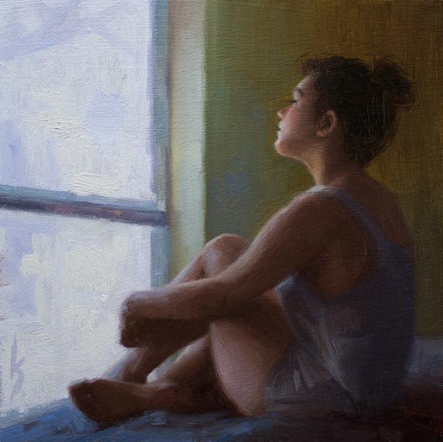 Kirsten Savage, 'Quiet Morning', 2015, Abend Gallery