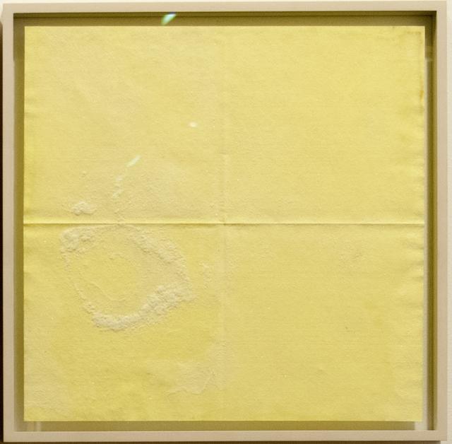 Nina Canell, 'Interiors (Salty) (2)', 2016, Daniel Marzona