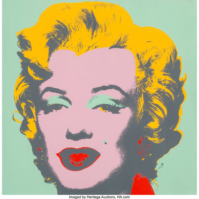 Andy Warhol, 'Marylyn Monroe (Marilyn)', 1967, Heritage Auctions