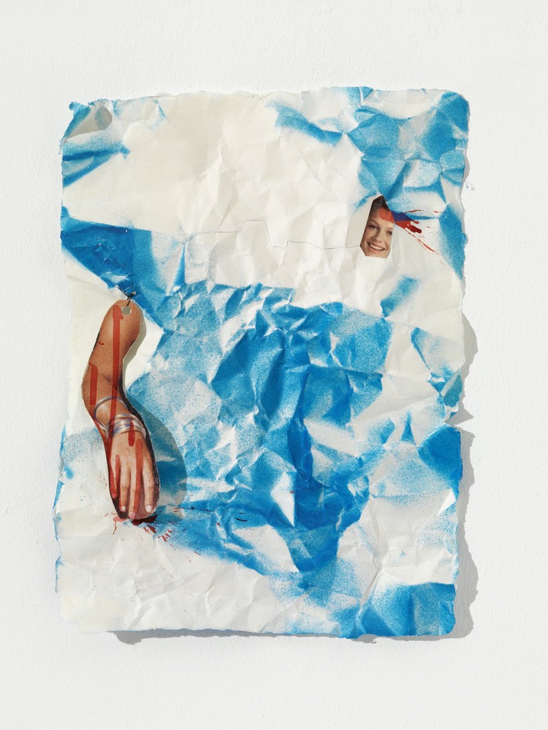 Jon Kessler, 'Crumpled #1,' 2006, Recess
