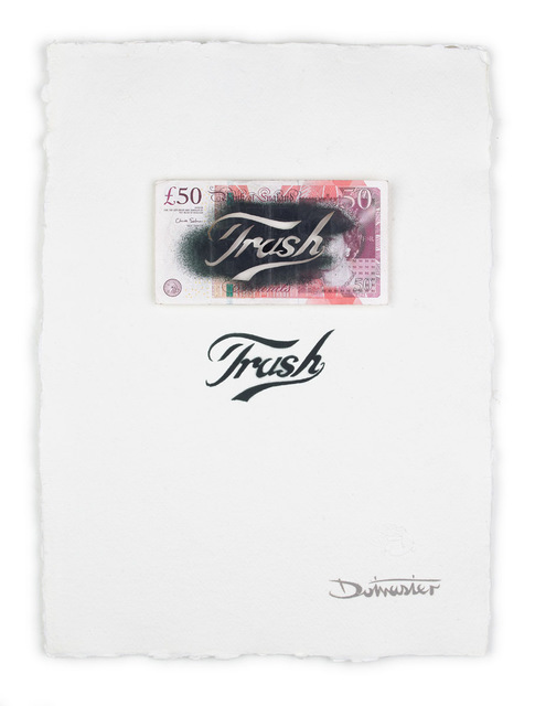 , 'Trash'n'Cash,' 2014, Imitate Modern