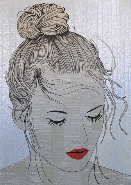 Martina Niederhauser, 'Grace ', 2017, Eclectic Gallery