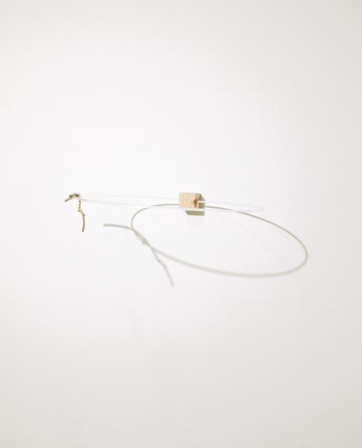 Sean TSENG, 'Air and Lines', 2019, Sculpture, Paint, Wood, Acrylic, Stick, Der-Horng Art Gallery