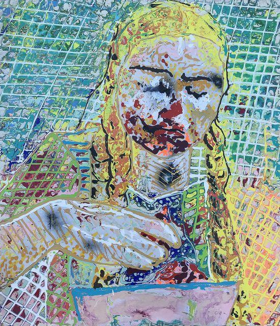 , 'Pie Feeder,' 2017, John Wolf Art Advisory & Brokerage
