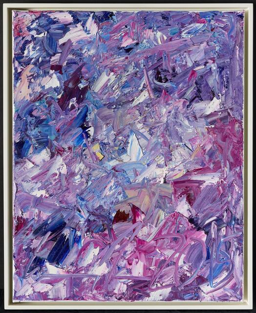 Chris Succo, 'Untitled', 2015, Painting, Oil on canvas., Van Ham