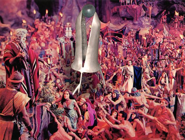 Daniel Rothbart, 'Israelites 1956_2019', 2019, Galerie Depardieu Art Contemporain