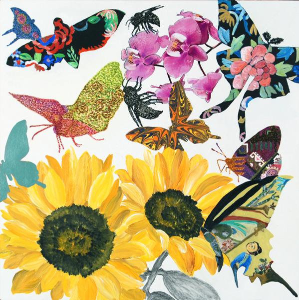 Jennifer Bain, 'The Buzz', 2015, Michael Warren Contemporary