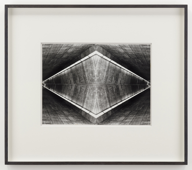 , 'Terminal Space 3 (Vanishing Point),' 1982, Parafin
