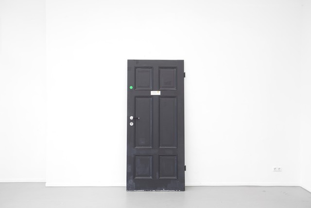 , 'Klasse 32 Brohm Door,' 2016, Torch