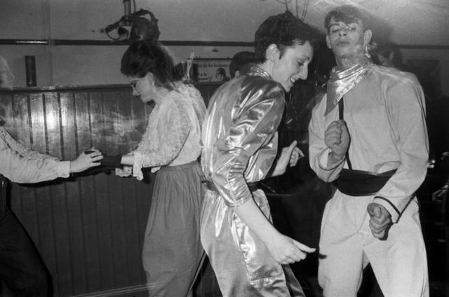 , 'Blitz Club, Covent Garden, London,' 1980, Les Douches La Galerie
