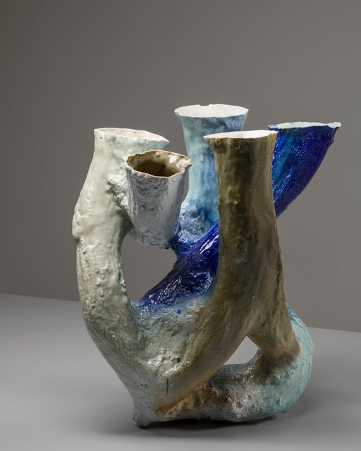 , 'Growing Vessel (Porcelain 7),' 2015, Galerie Zink