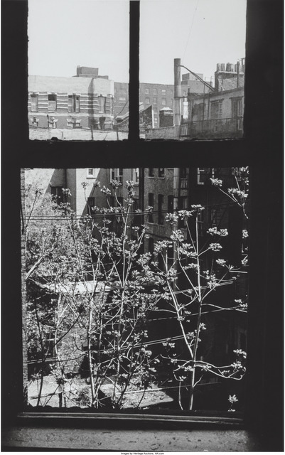 Allen Ginsberg, 'Spring Buds', 1986, Heritage Auctions