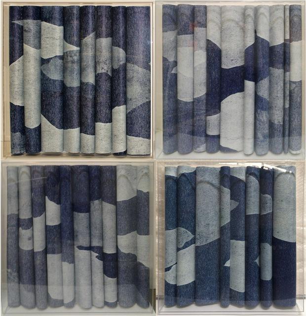 , 'Blue Sky I, II, III, IV,' , Gaffer Ltd
