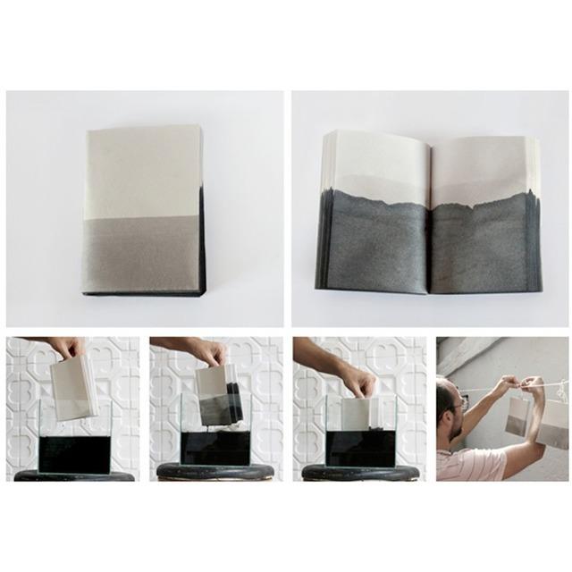 , 'Cadernos Mudos,' 2012-2014, AM Galeria de Arte