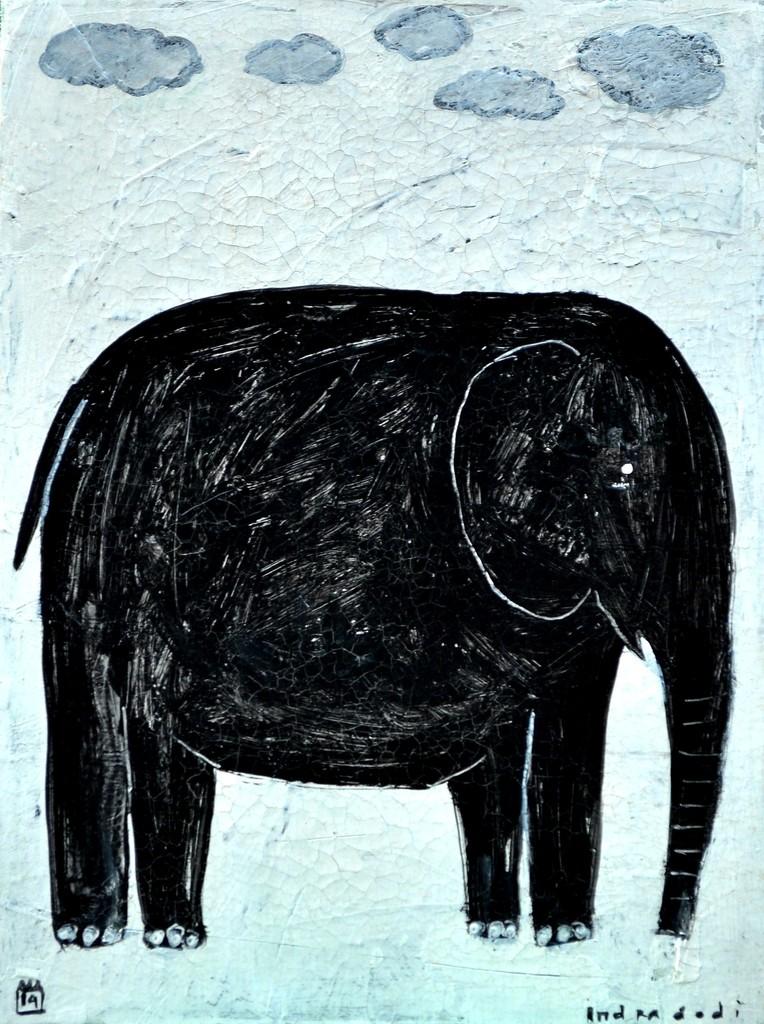 Indra Dodi, 'Elephant,' 2014, Gallery LVS