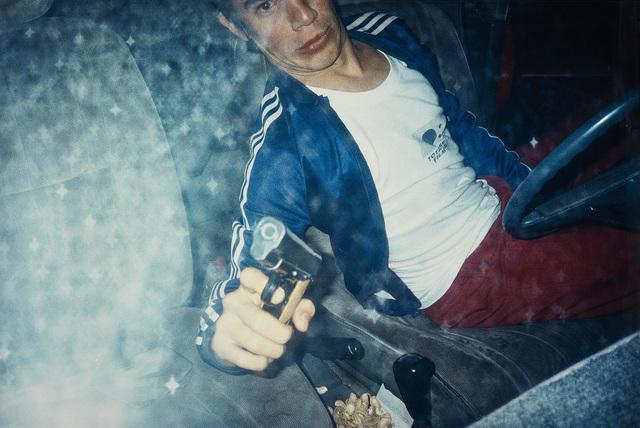 Carlos Amorales, 'Julian Pistolero', 1999, Phillips