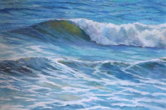 , 'Surf,' , Peninsula Gallery