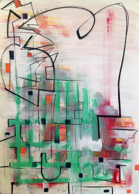 , 'Greenway,' 2014, Greg Thompson Fine Art