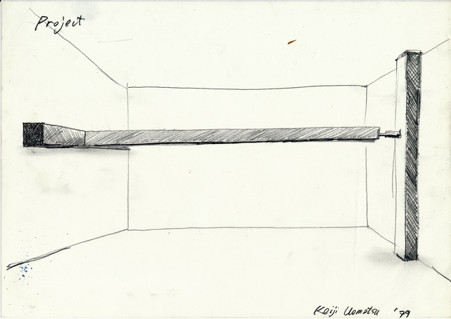 , 'Drawing,' 1979, Arario Gallery