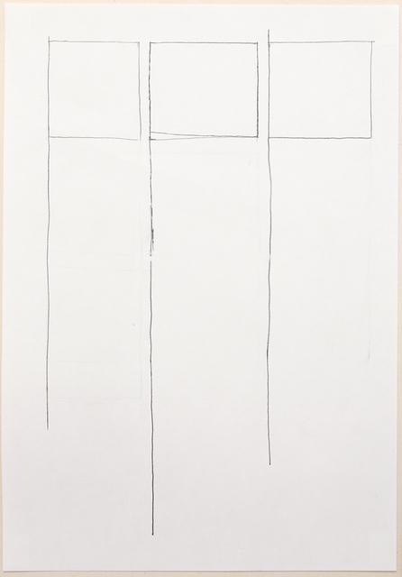 German Stegmaier, 'Untitled ', 2016, Galerie Zink