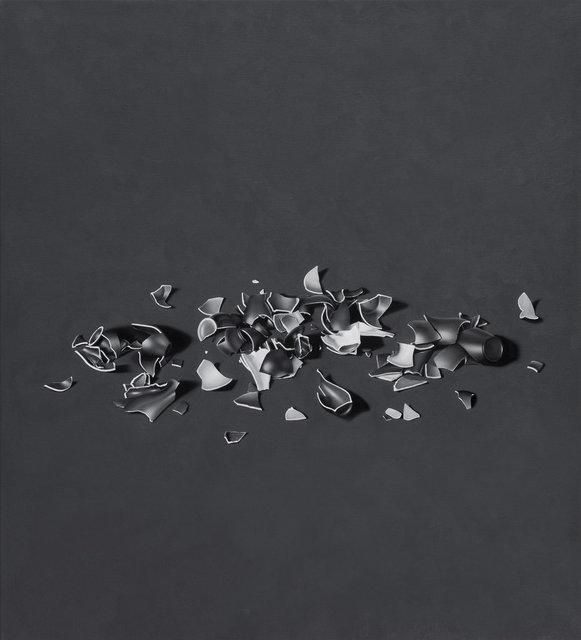 , 'ot (Felhöszakadás 1),' 2015, Nicola von Senger
