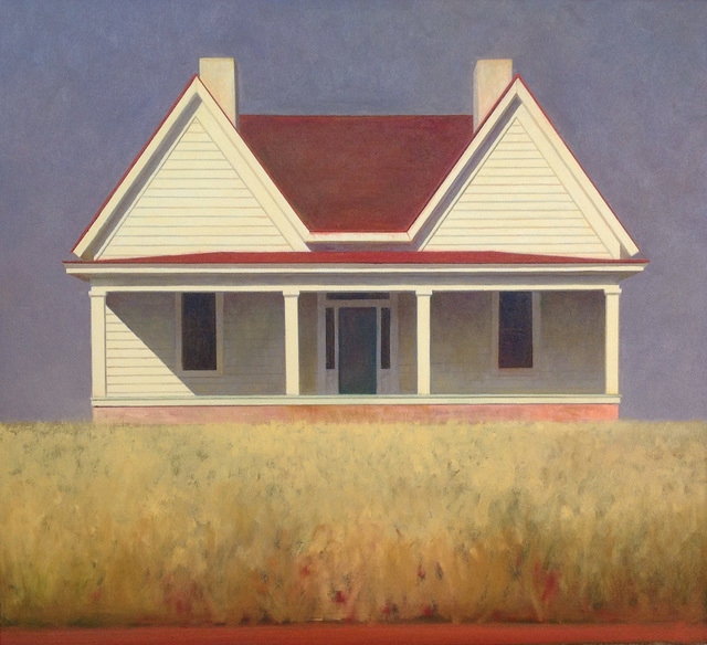 , 'House With Two Gables,' 2016, Greg Thompson Fine Art
