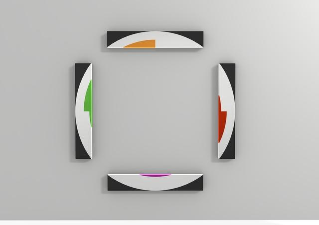 , 'Spazio Latente 8 (Latent Space 8),' 2016, ESH Gallery