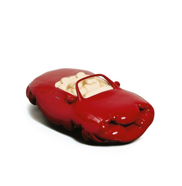 Erwin Wurm, 'Fat Car (Convertible)', 2004/2005, Sculpture, Styropor, Fiberglass, Polyurethan and Polyester Paint, Galerie Kovacek & Zetter