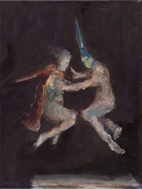 , 'Ghost (nach Goyas Flug der Hexen),' 2015, Barbara Thumm