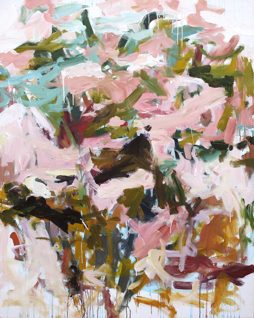 , 'Pink Ripples,' 2017, CYNTHIA-REEVES