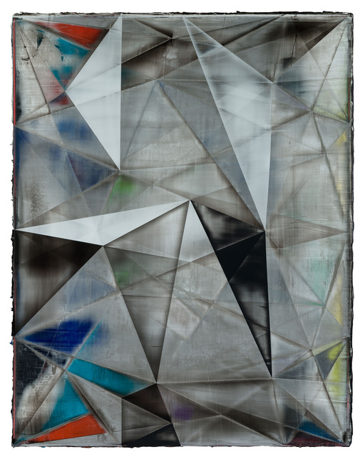 Shannon Finley, 'Rhombus (Petrified Vectors),' 2014, Jessica Silverman Gallery