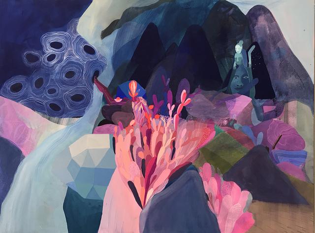 Betsy Walton, 'Fissure', 2019, ZINC contemporary