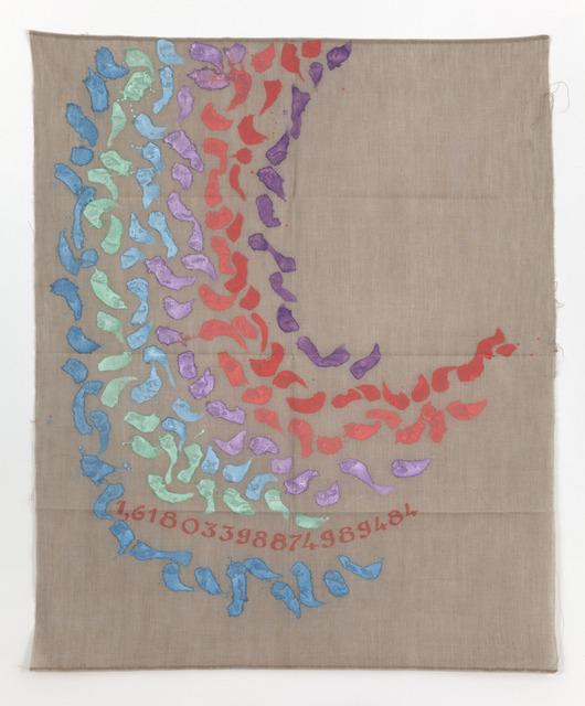 , 'Canone aureo (484),' 2013, Casey Kaplan