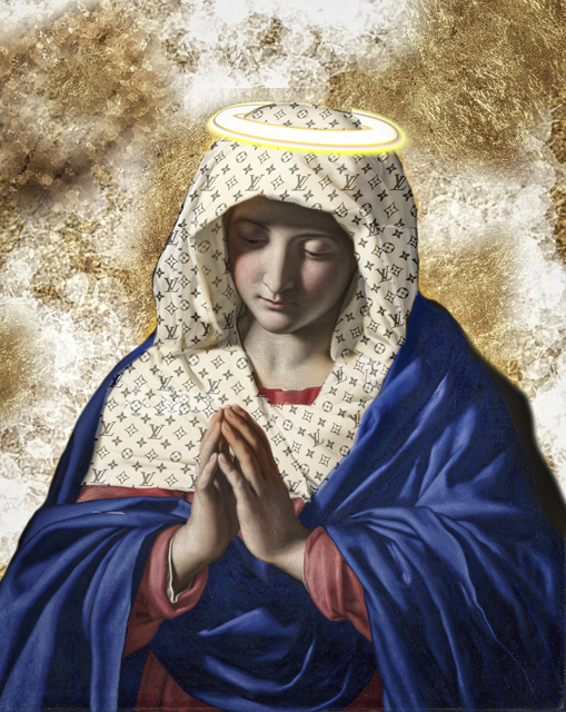 , 'St Mary,' , Graffik Gallery / Banksy Editions