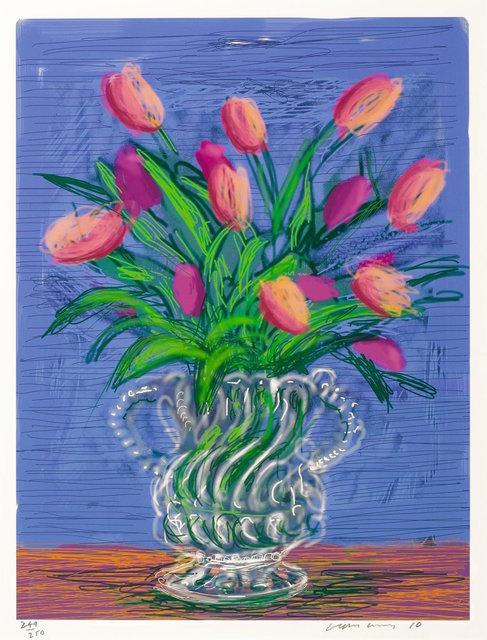 David Hockney, 'Untitled no. 346', 2010-2016, RAW Editions