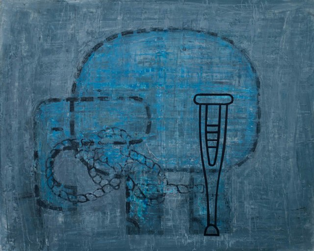 , 'Elefante en rehabilitación,' 2016, Lux Perpetua Art Centre