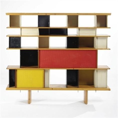 , 'Mexique Bibliotheque, Bookcase. ,' 1952, Jeff Lincoln Art+Design