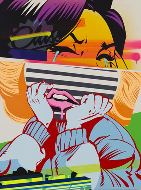 , 'Blot,' 2013, Jonathan LeVine Projects