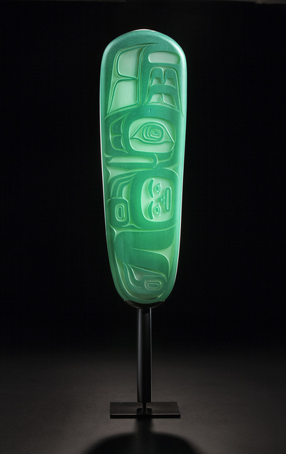 , 'JADE SOAPBERRY SPOON,' 2016, Traver Gallery