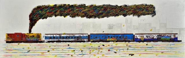 Juan Ranieri, 'El triunfo del Estado', 2018, Smart Gallery BA