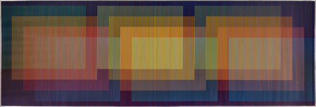 Carlos Cruz-Diez, 'Physichromie Panam 148', 2014, Galería RGR